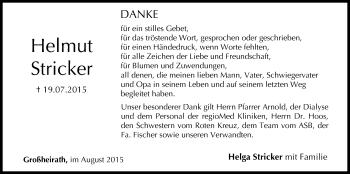 Zur Gedenkseite von Helmut