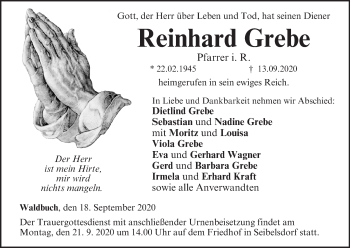 Reinhard Grebe